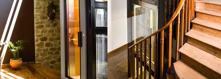 ascenseur de maison confort