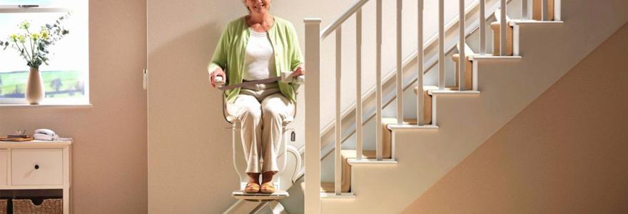 monte-escaliers d'occasion